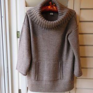 J.Crew sweater beige M Women's